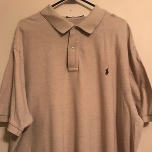 Polo shirt sleeve shirt